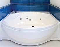 Bathtubs and Jacuzzi applications