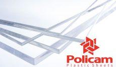 Policam Polycarbonate sheets stop fire!